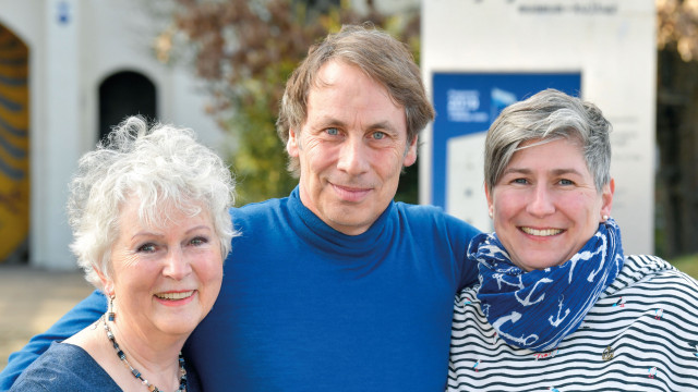 Edith Wassermann, Achim Zeppenfeld, Kerstin Theil